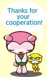 Thanks for understanding.