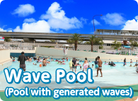 Wave Pool(Pool with generated waves)