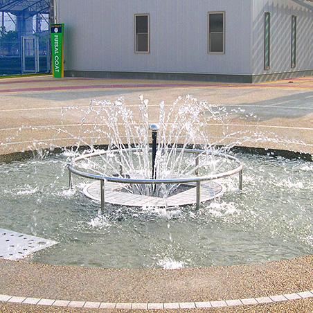 ネプチューンの泉の写真