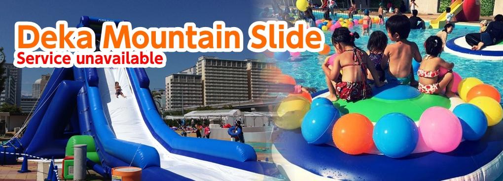 Deka Mountain Slide